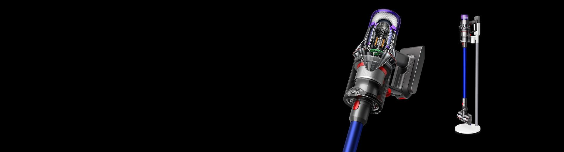 exchange offer on V11 Dyson cordfree vacuum cleaners
