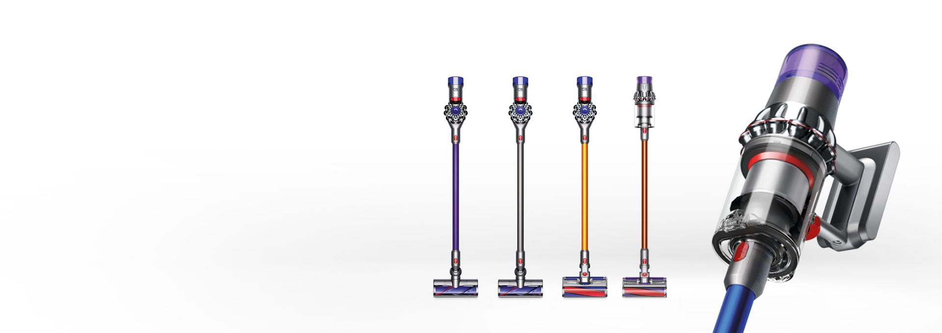 Dyson Cord-free Vacuums
