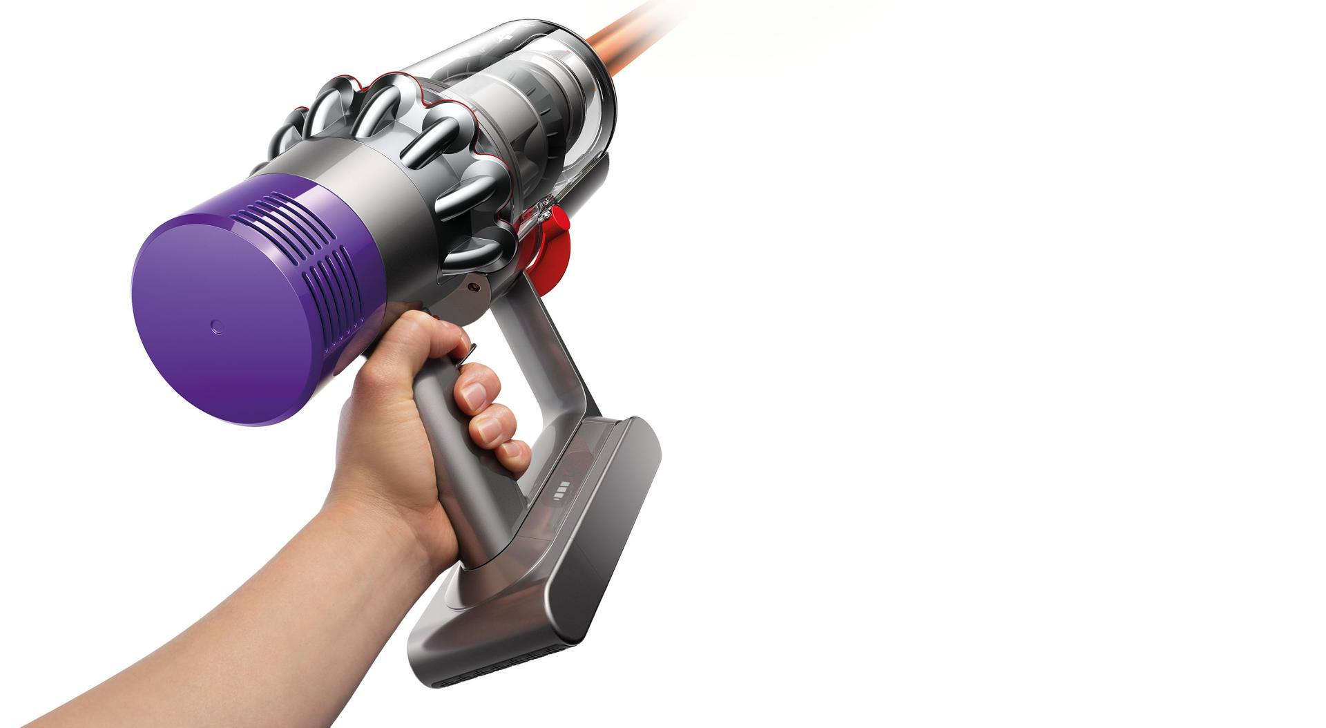 Dyson Cyclone V10™ vacuum handle and cyclone pack