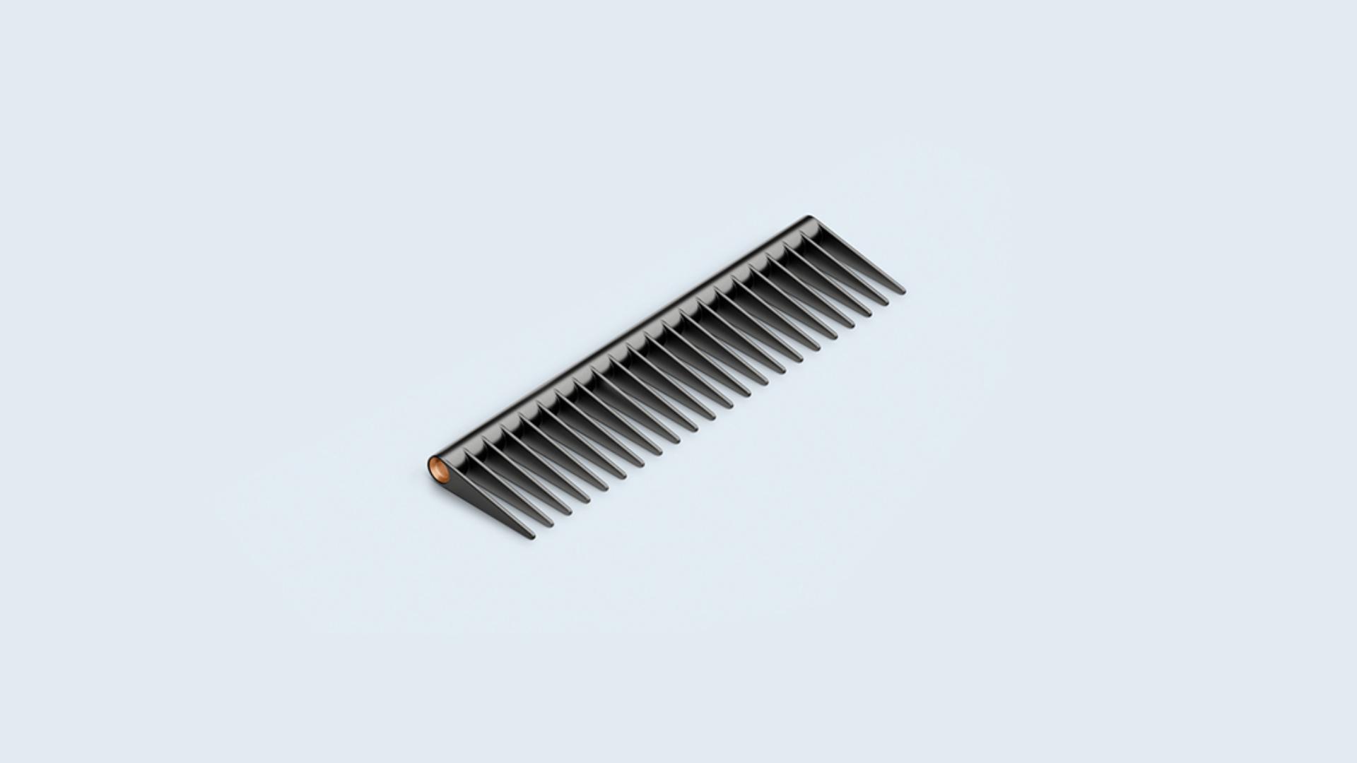 Dyson-designed Paddle brush