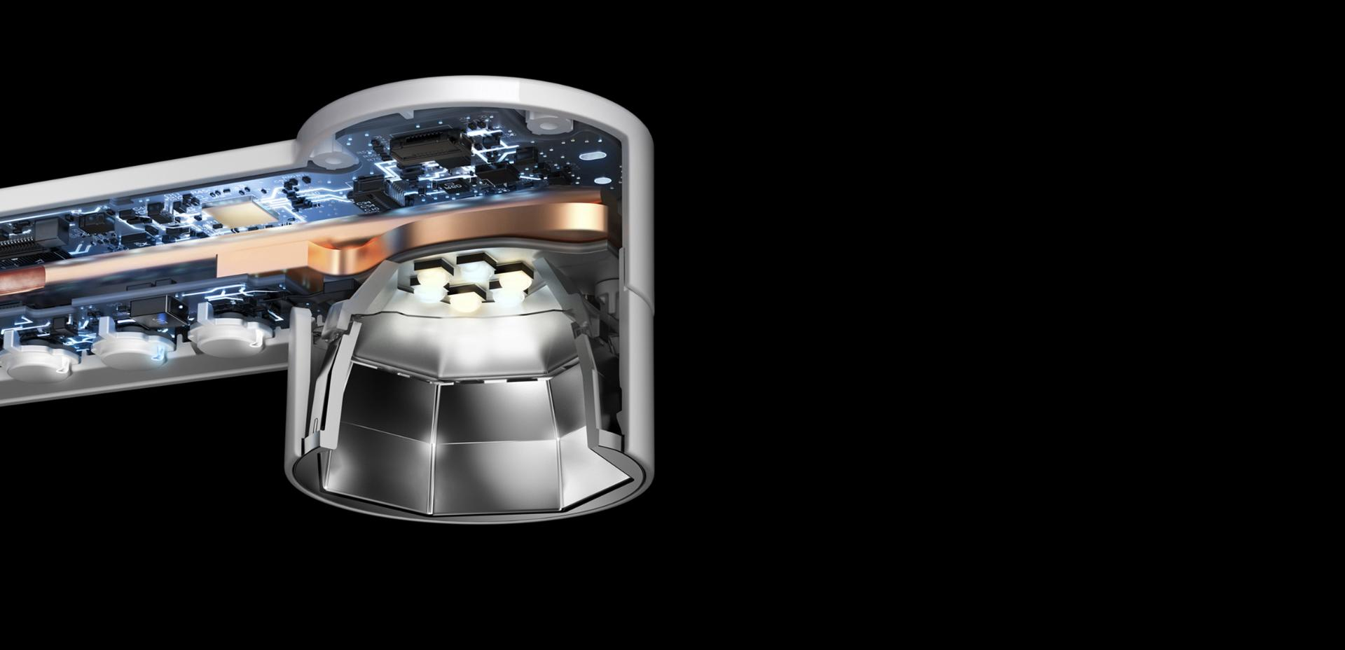Inside the intelligent optical head