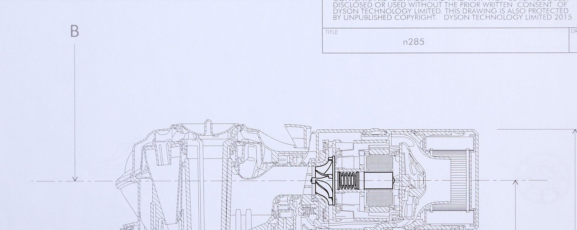 Dyson blueprint