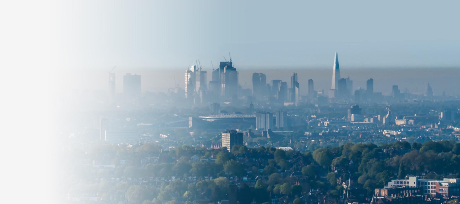 깨끗한 공기를 위한 노력