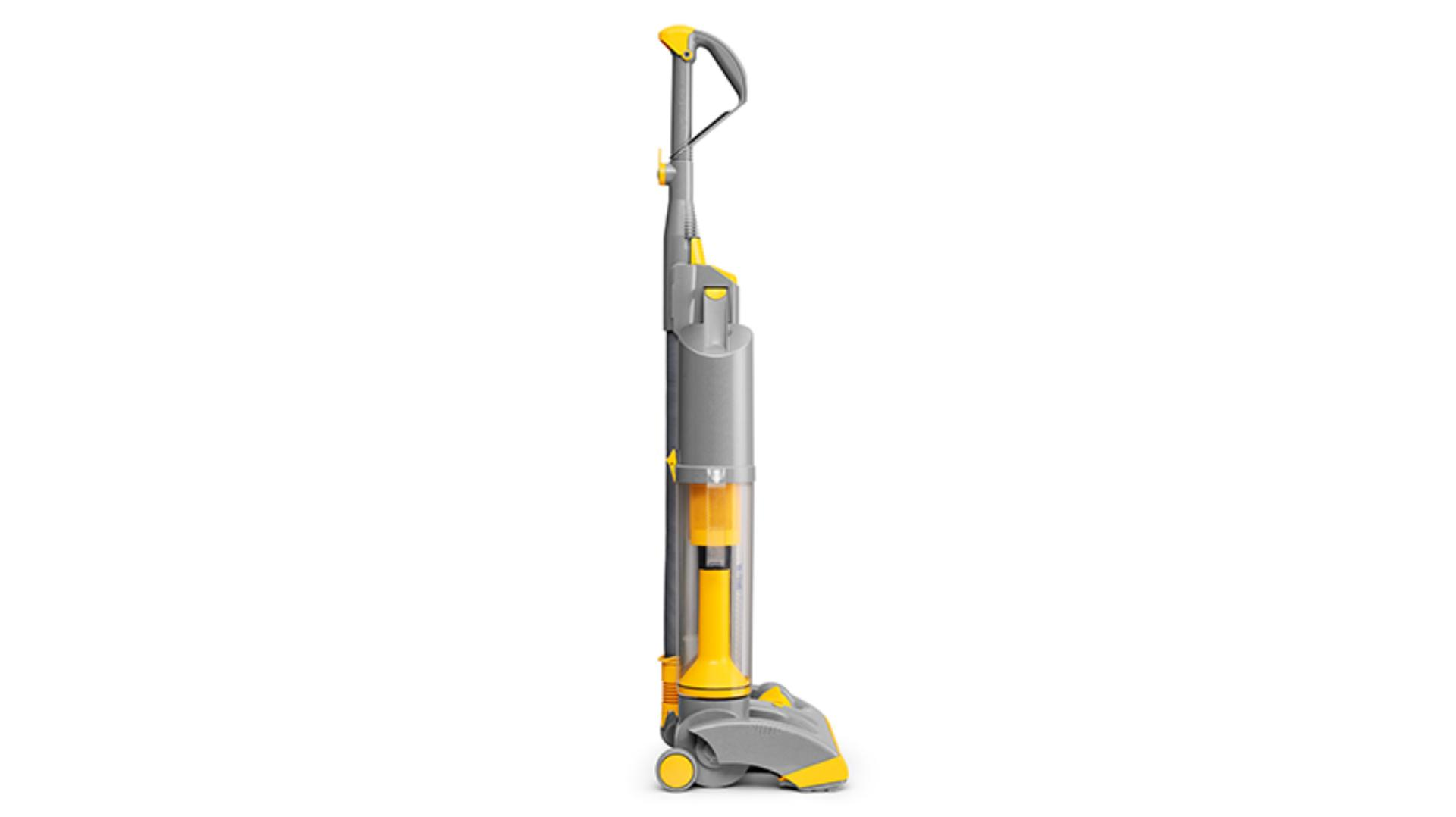 Side view of DC03 upright vacuum