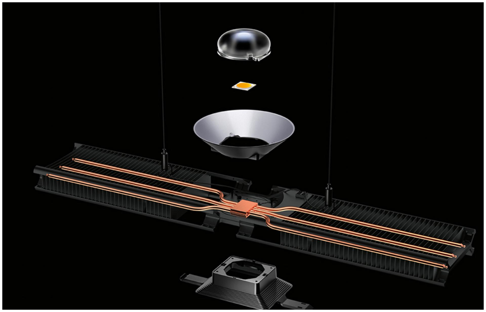 Heat pipe technology