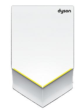 مجفف الأيدي Dyson Airblade V (الأبيض)