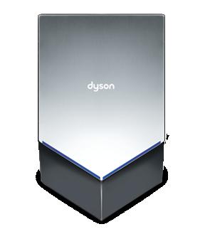 Dyson Airblade V (Nickel) hand dryer