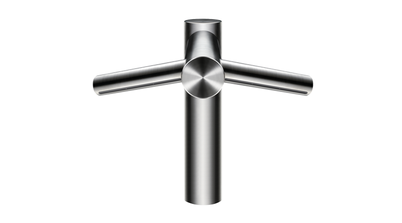 Dyson Airblade Wash+Dry Tall hand dryer