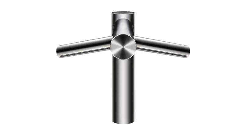 מייבש ידיים ארוך Dyson Airblade Wash+Dry