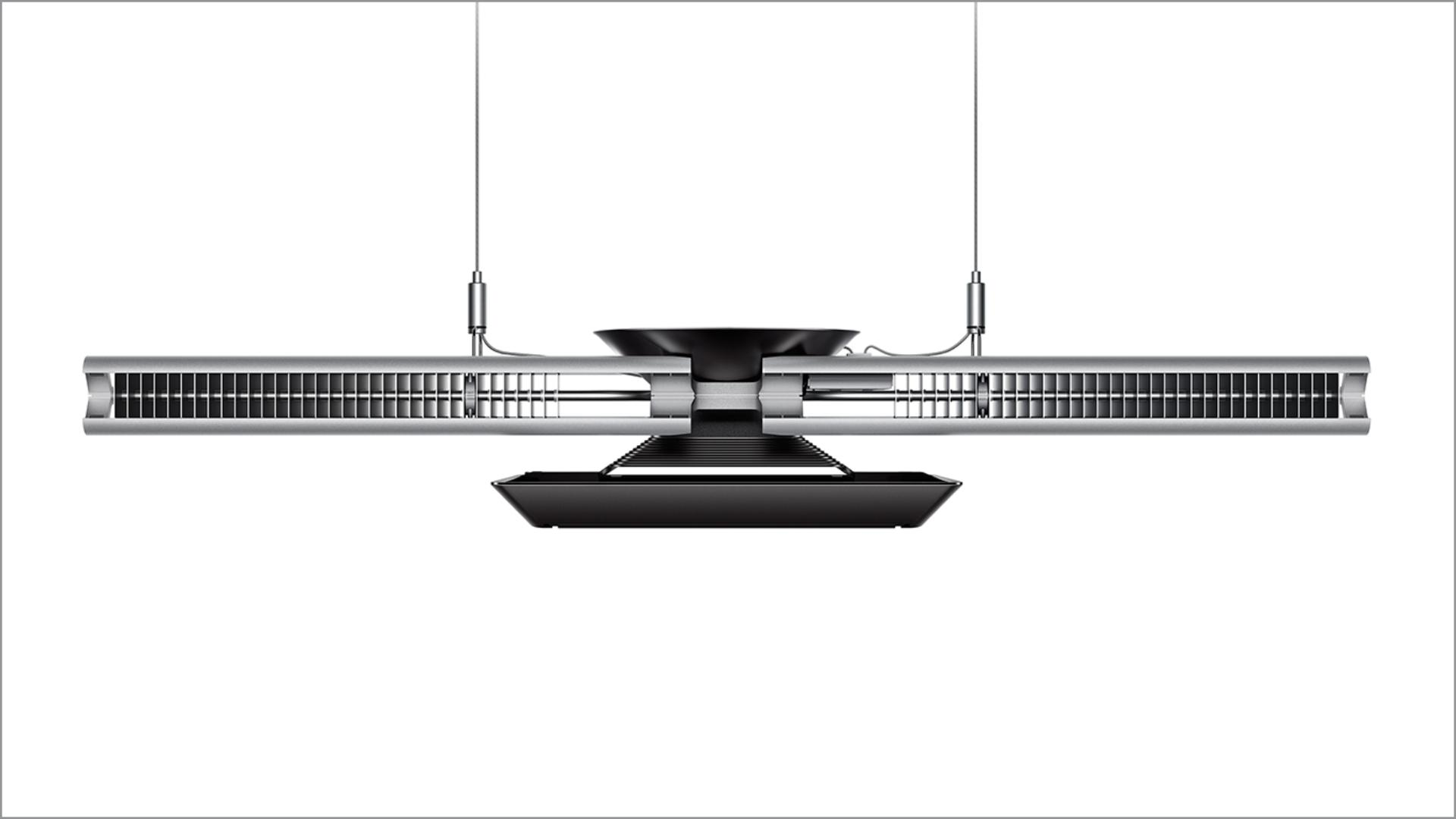 Dyson Cu-Beam Duo suspended light