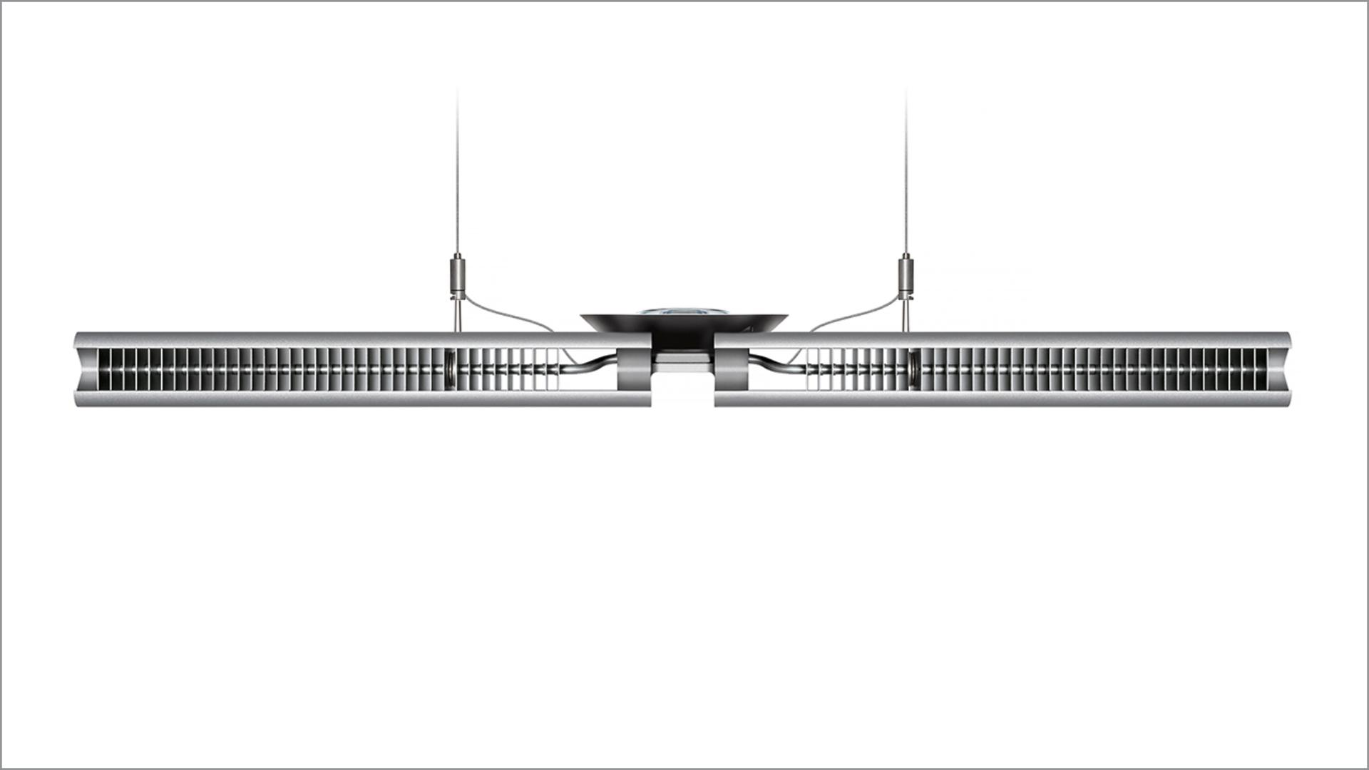 Dyson Cu-Beam Up suspended light