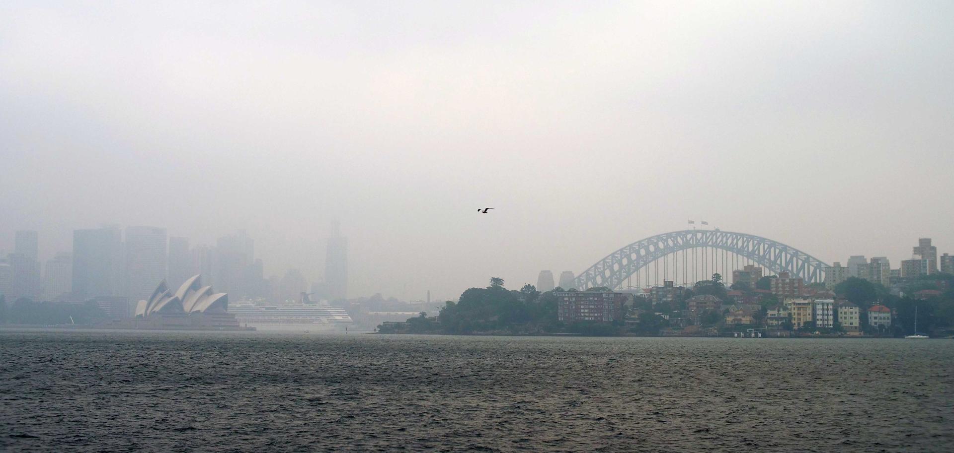 Bushfire Smoke Expsoure