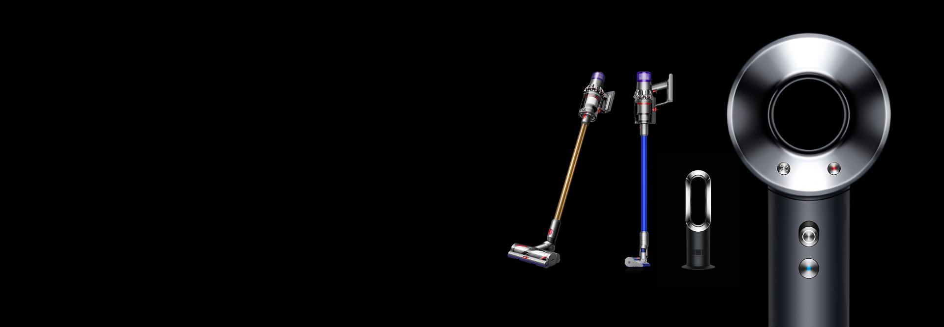 Dyson Supersonic Black/Nickel Exclusive Black Friday Offer