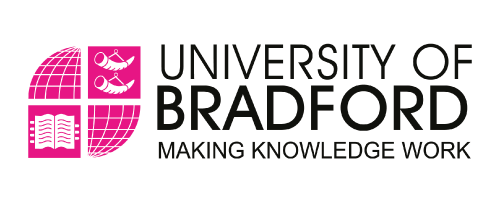 Logoul Universitatea Bradford