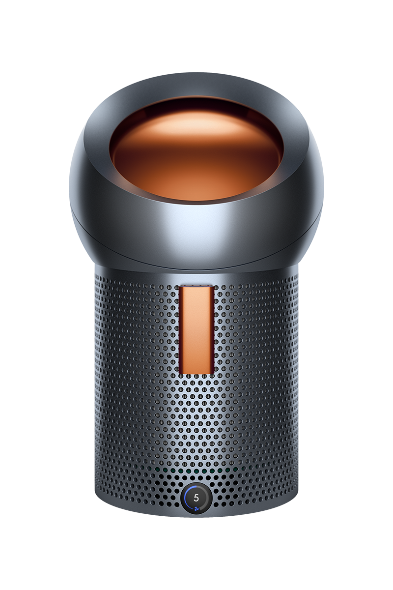 Dyson Pure Cool Me™ personal air purifier fan (Gunmetal/Copper)