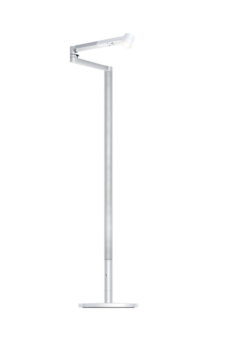 Dyson Lightcycle Morph™  floor light (White/Silver)