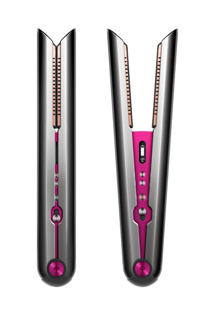 Dyson Corrale™ Saç Düzleştirici (Nikel/Fuşya)