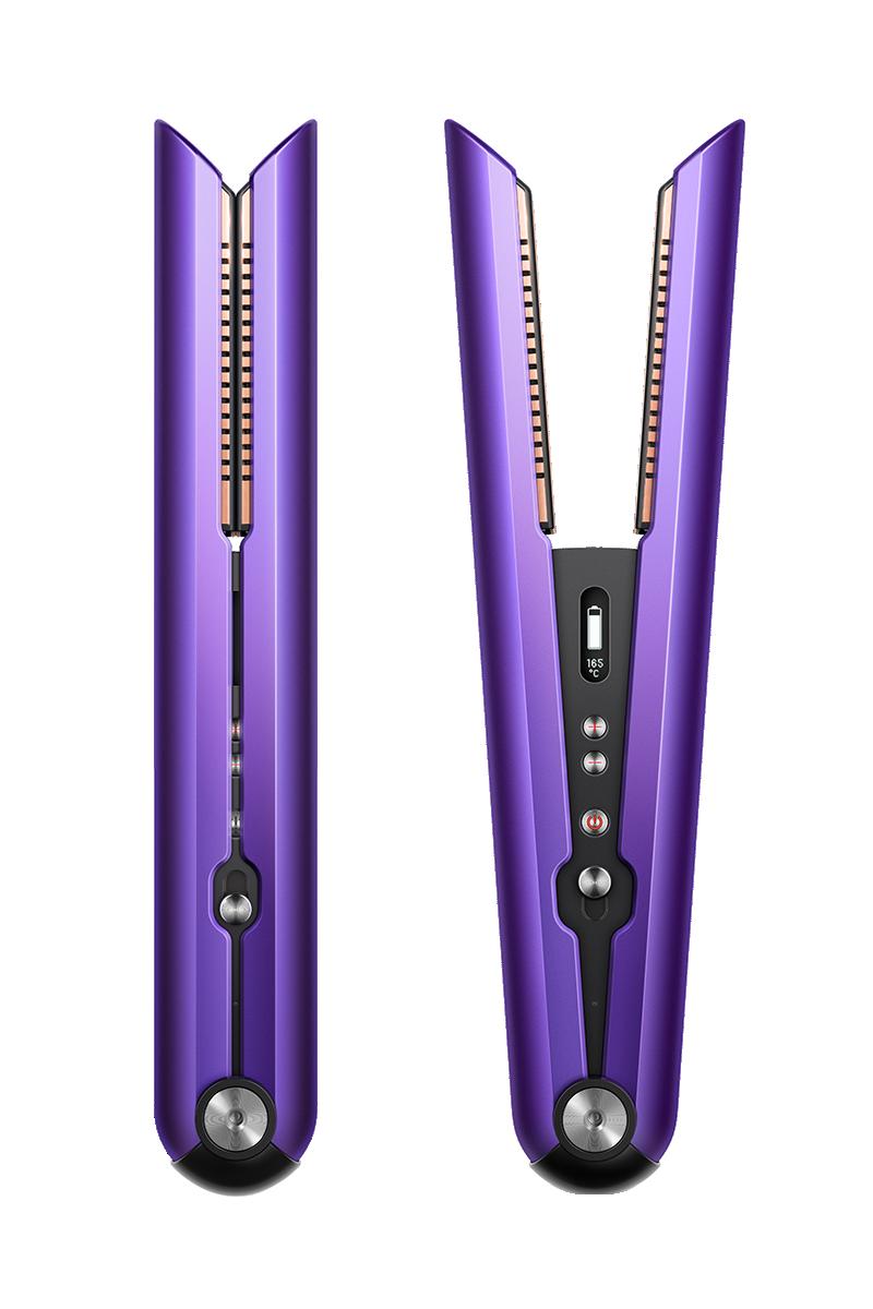 Dyson Corrale™ Saç Düzleştirici (Siyah/Mor)