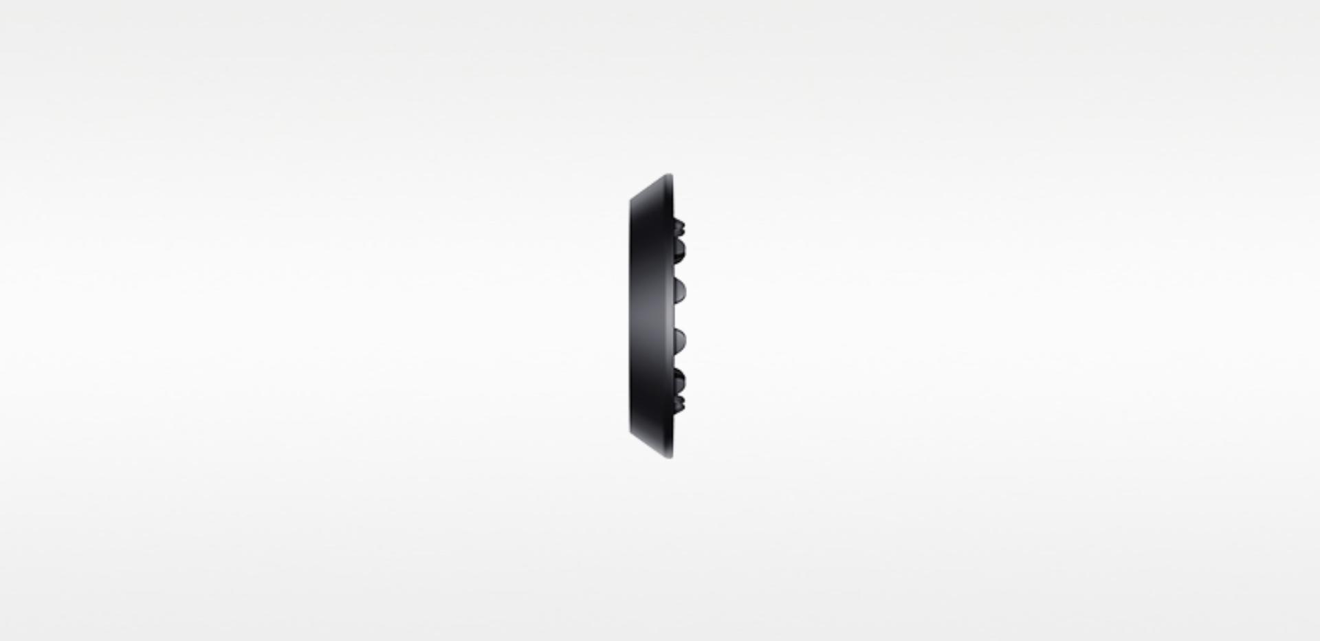 Dyson Supersonic™ Nikel/Siyah için hassas kurutma başlığı