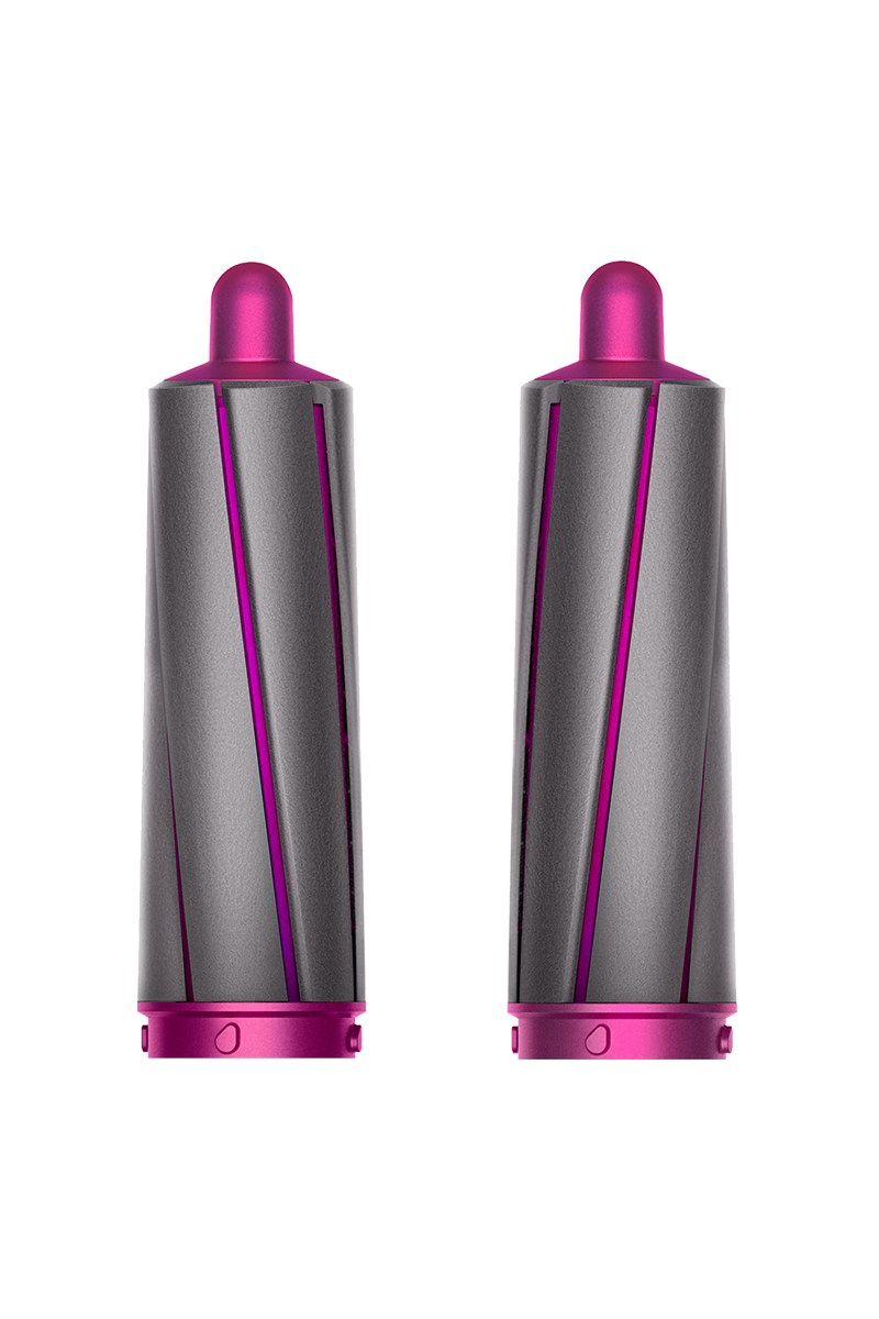 40mm Airwrap™ barrels (Iron/Fuchsia)