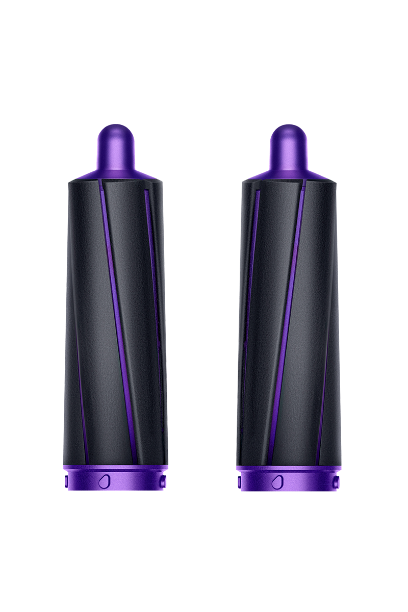 40mm Airwrap™ barrels (Black/Purple)