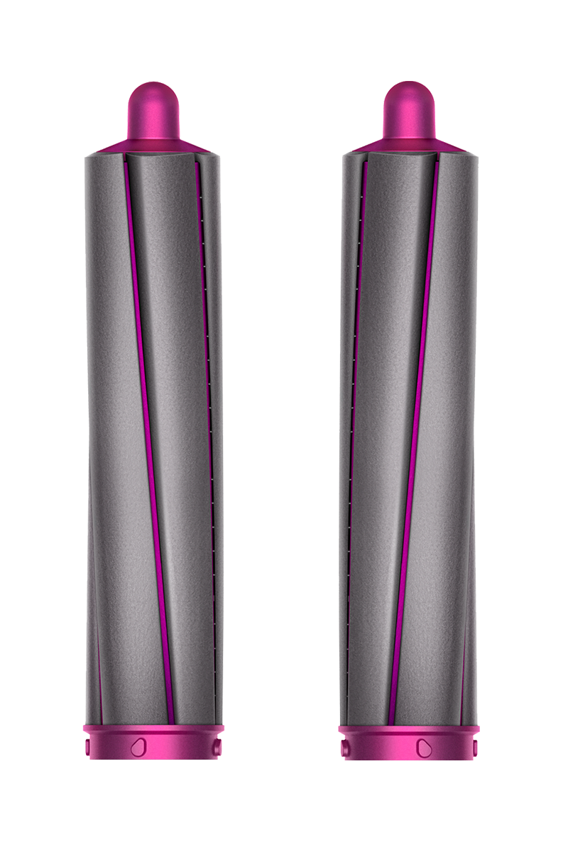 40mm Airwrap™ barrels long (Iron/Fuchsia)