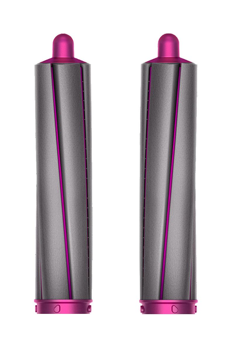 Ondulatoare lungi cu diametru de 40 mm Airwrap™ (Gri/Fuchsia)