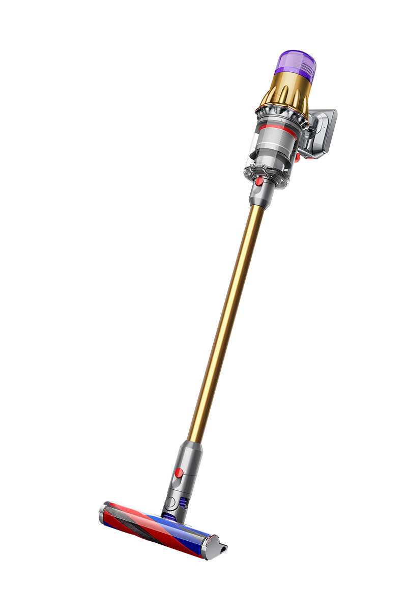 Dyson Digital Slim™ Fluffy Pro vacuum (Gold/Iron)