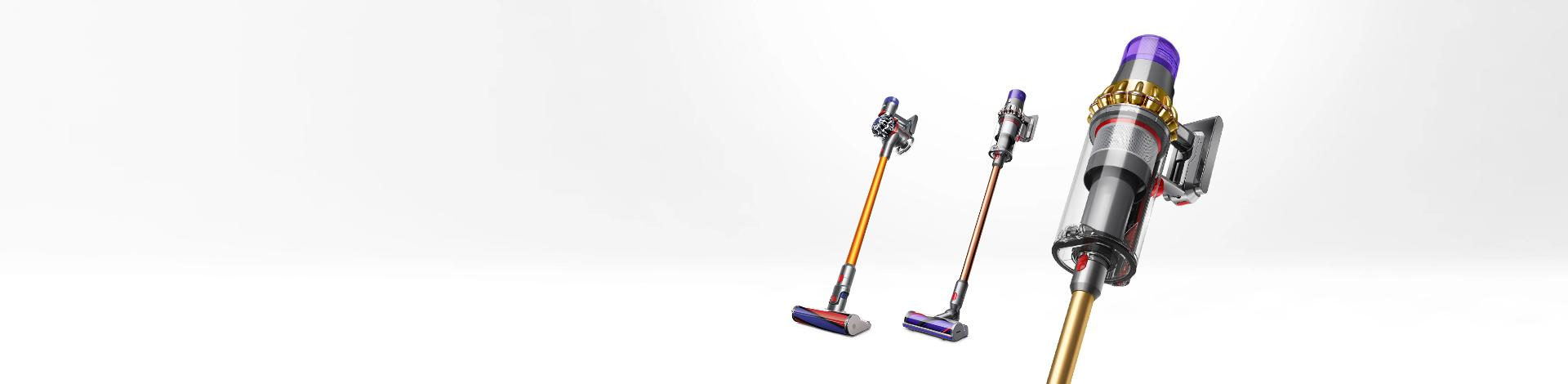 Dyson promotion extensions vacuums