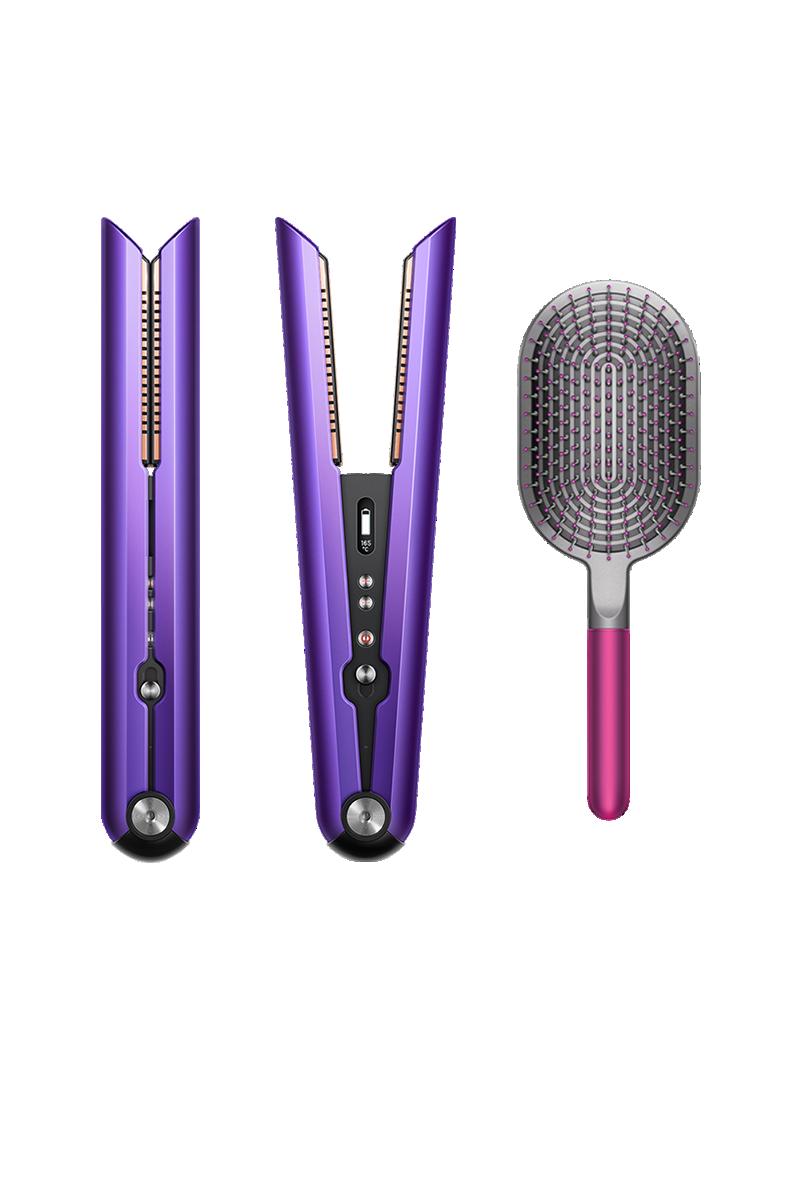 Dyson Corrale™ 直捲髮造型器 (紫黑色)