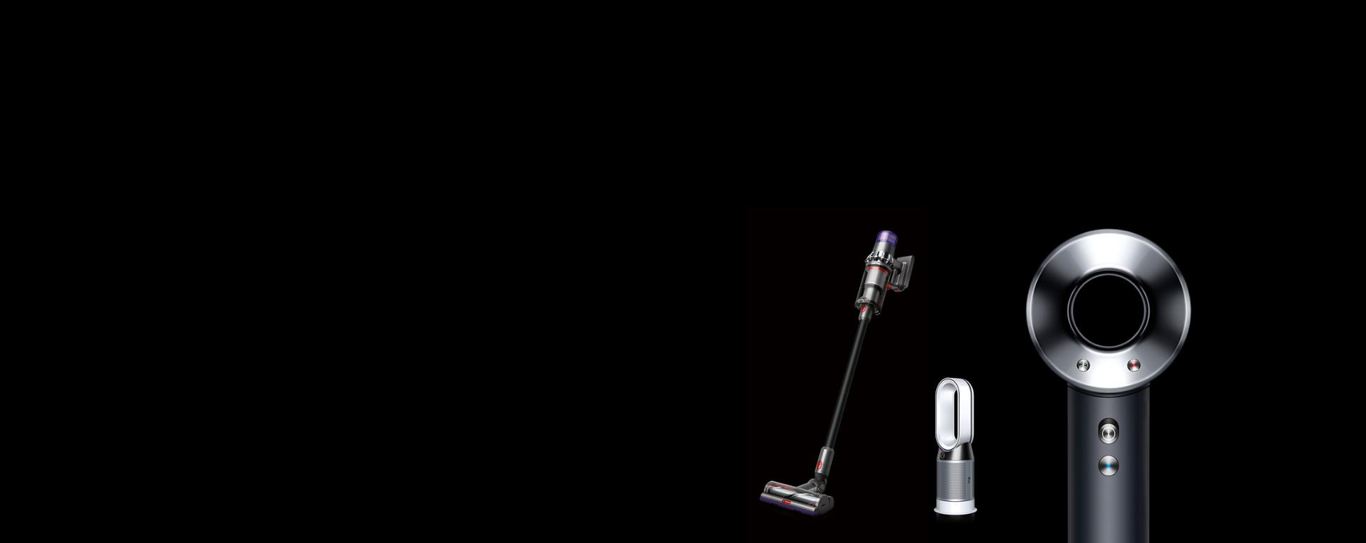Dyson V11 Total Clean Extra, HP04 and Supersonic Black/Nickel