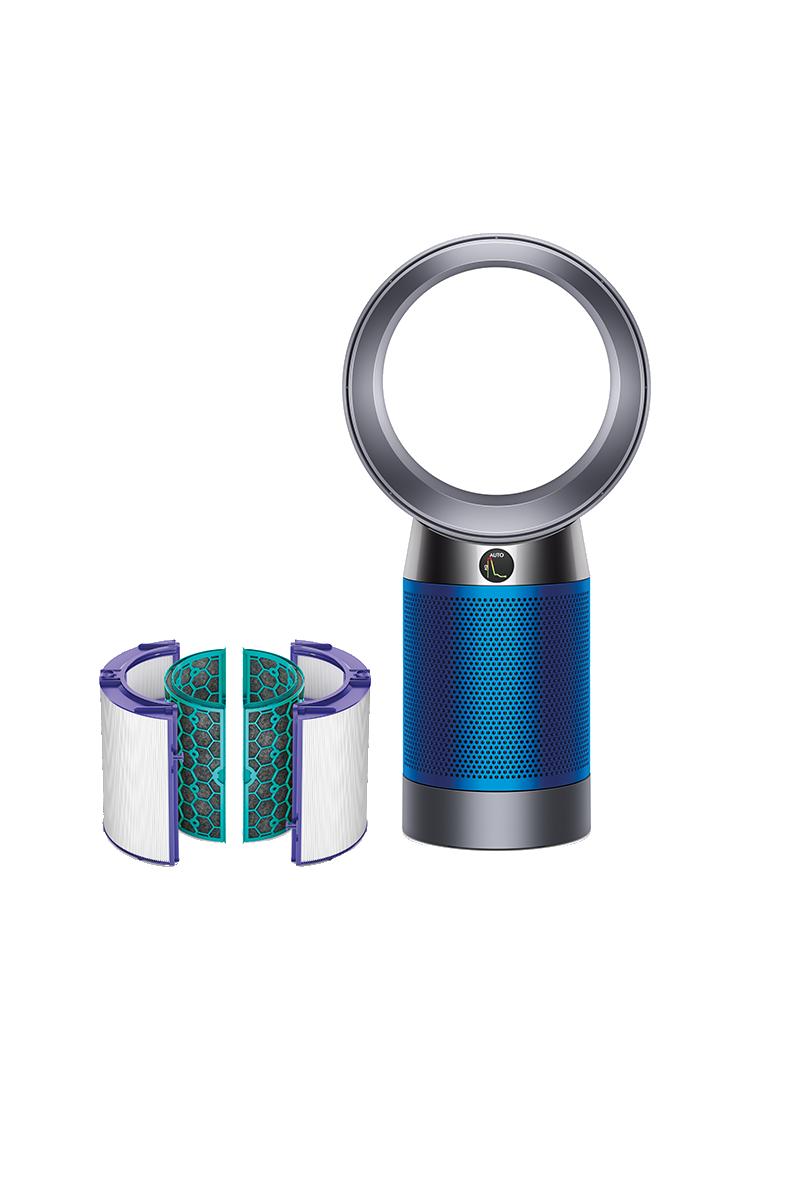 다이슨 퓨어쿨™ 공기청정기 데스크형(아이언/블루) (필터 추가 증정)