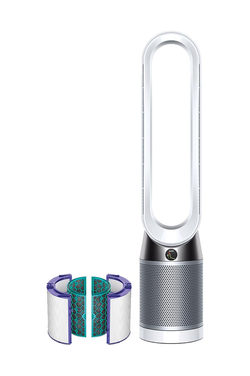 다이슨 퓨어쿨™ 공기청정기 타워형(화이트/실버) (필터 추가 증정)