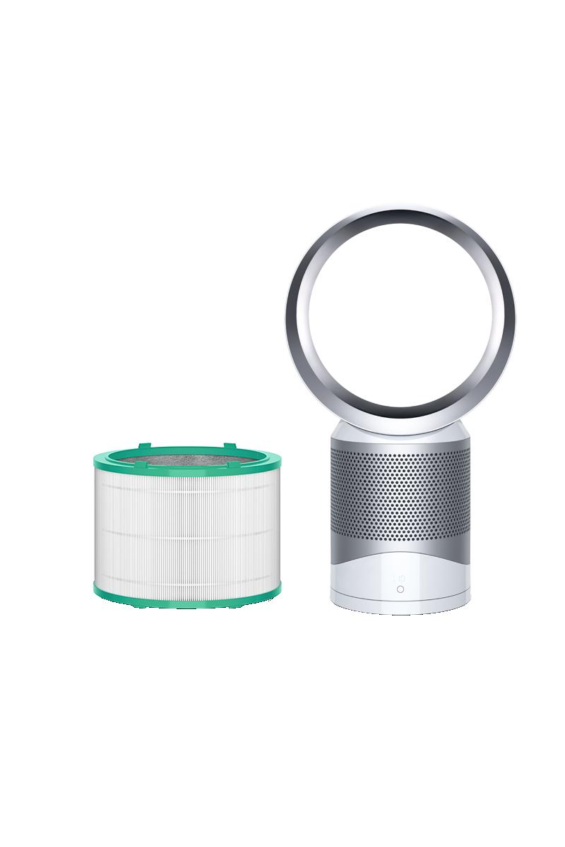 다이슨 퓨어쿨™ 링크 공기청정 선풍기 데스크형(화이트/실버) (필터 추가 증정)