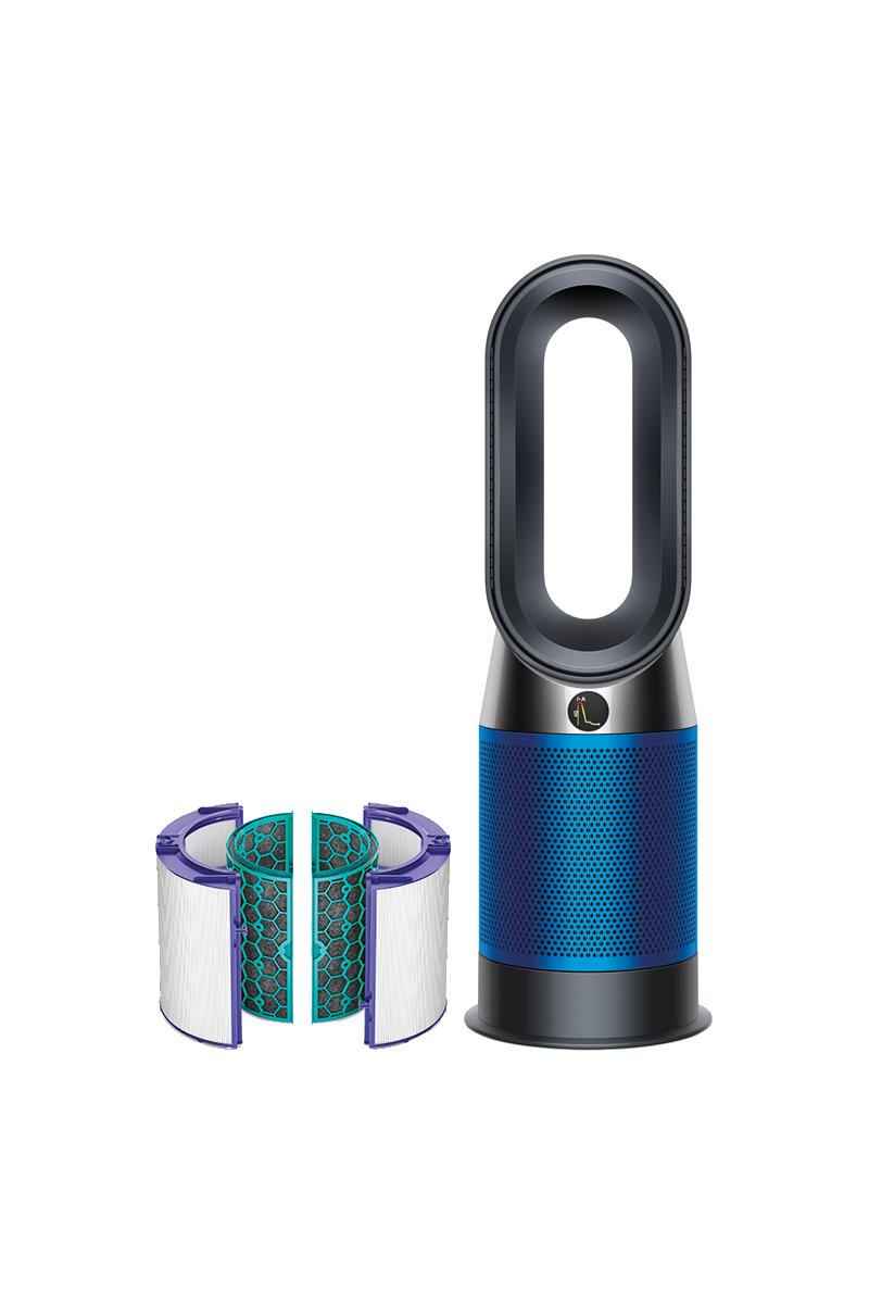 다이슨 퓨어 핫앤쿨ᵀᴹ 공기청정기 온풍기 겸용(아이언/블루)+필터 추가증정
