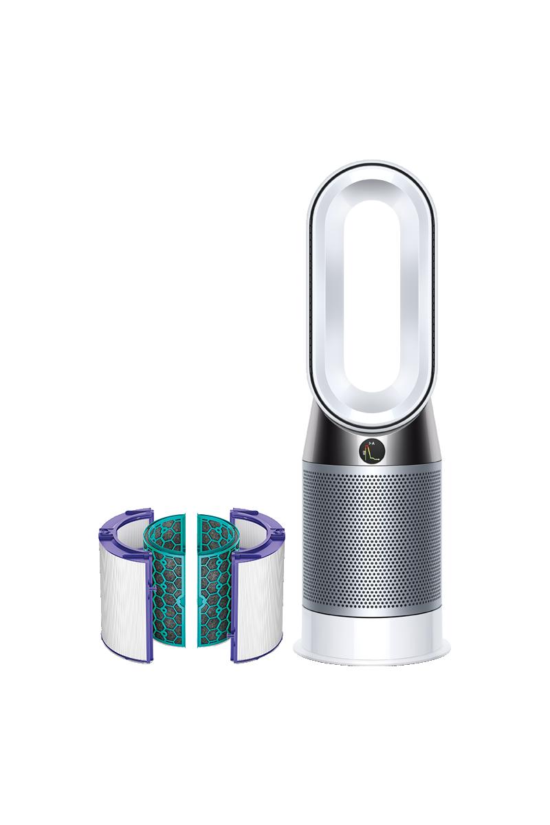 다이슨 퓨어 핫앤쿨ᵀᴹ 공기청정기 온풍기 겸용(화이트/실버)+필터 추가증정