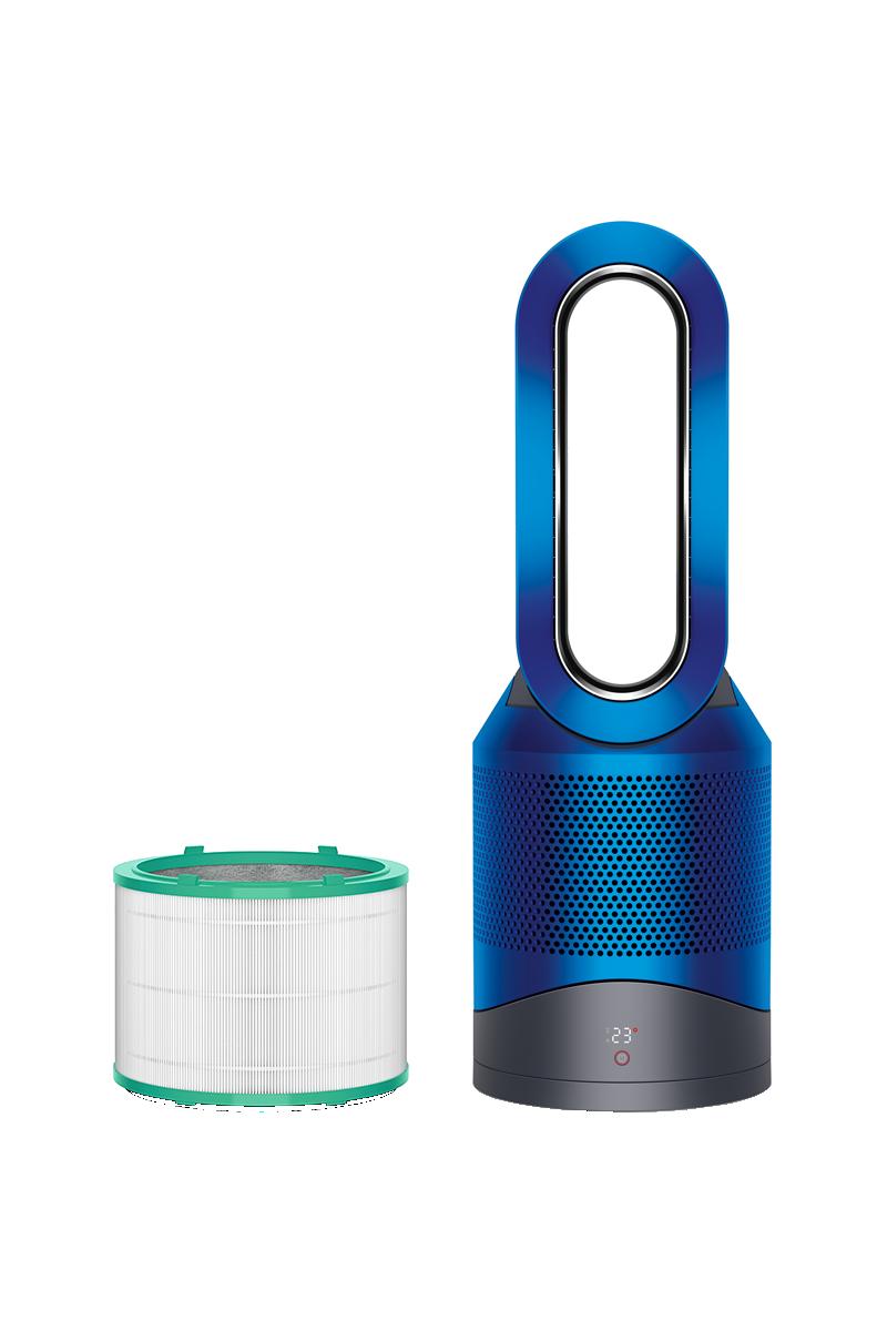 다이슨 퓨어 핫앤쿨™ 링크 공기청정 선풍기 (아이언/블루)(필터 추가 증정)