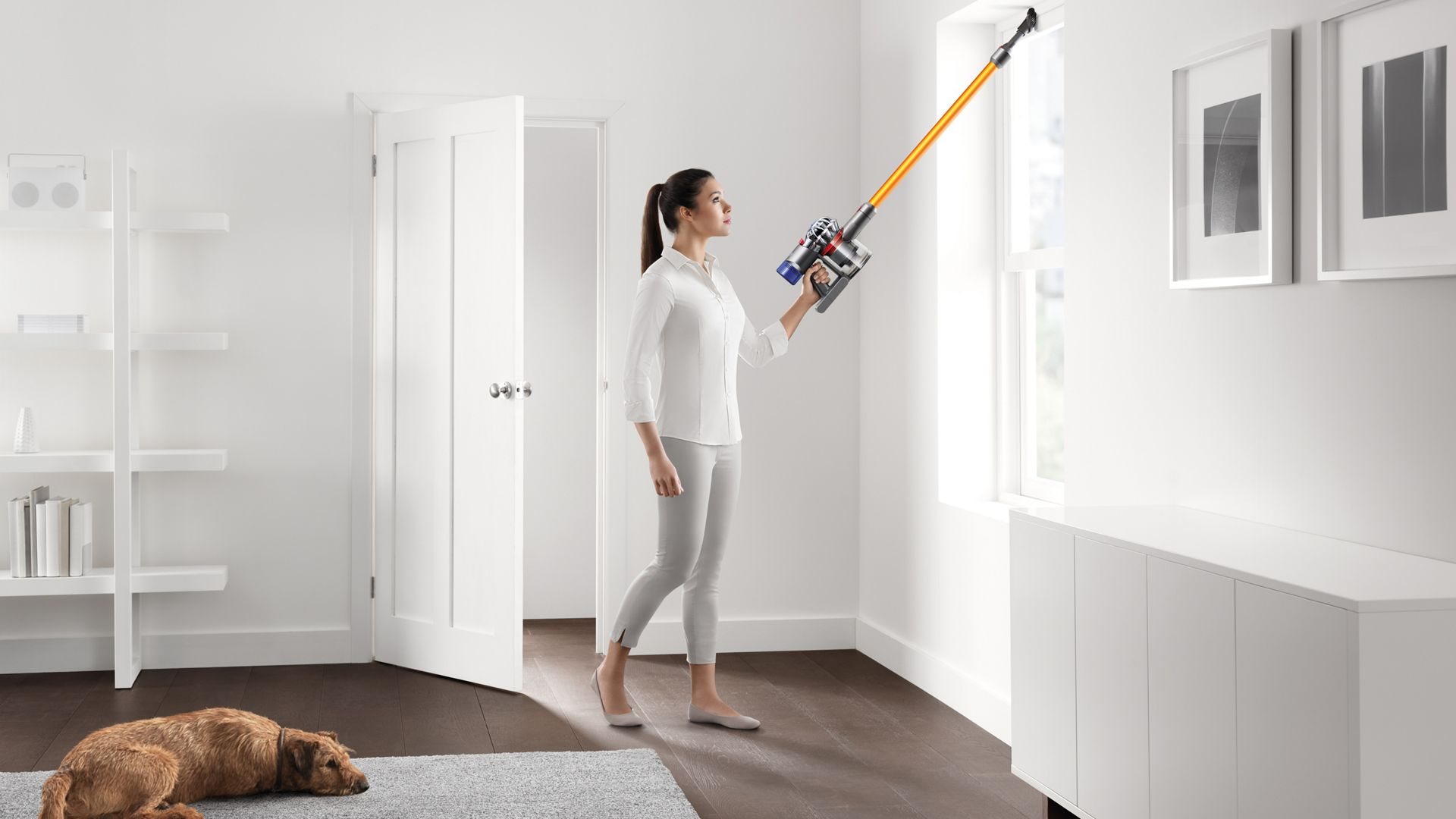 Dyson V8 Absolute Cord-free Vacuum Cleaner | Dyson India Shop