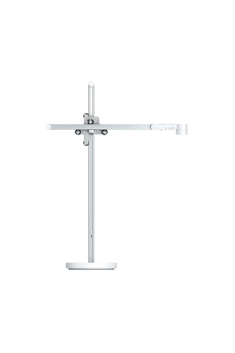 라이트사이클™ 조명 데스크형(화이트/실버)