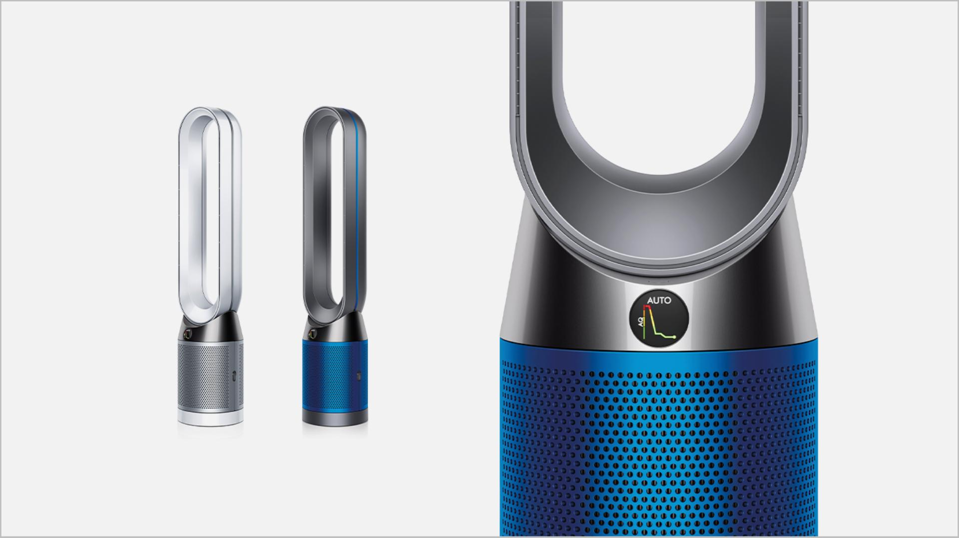 Dyson Pure Cool™ air purifier tower fan TP04