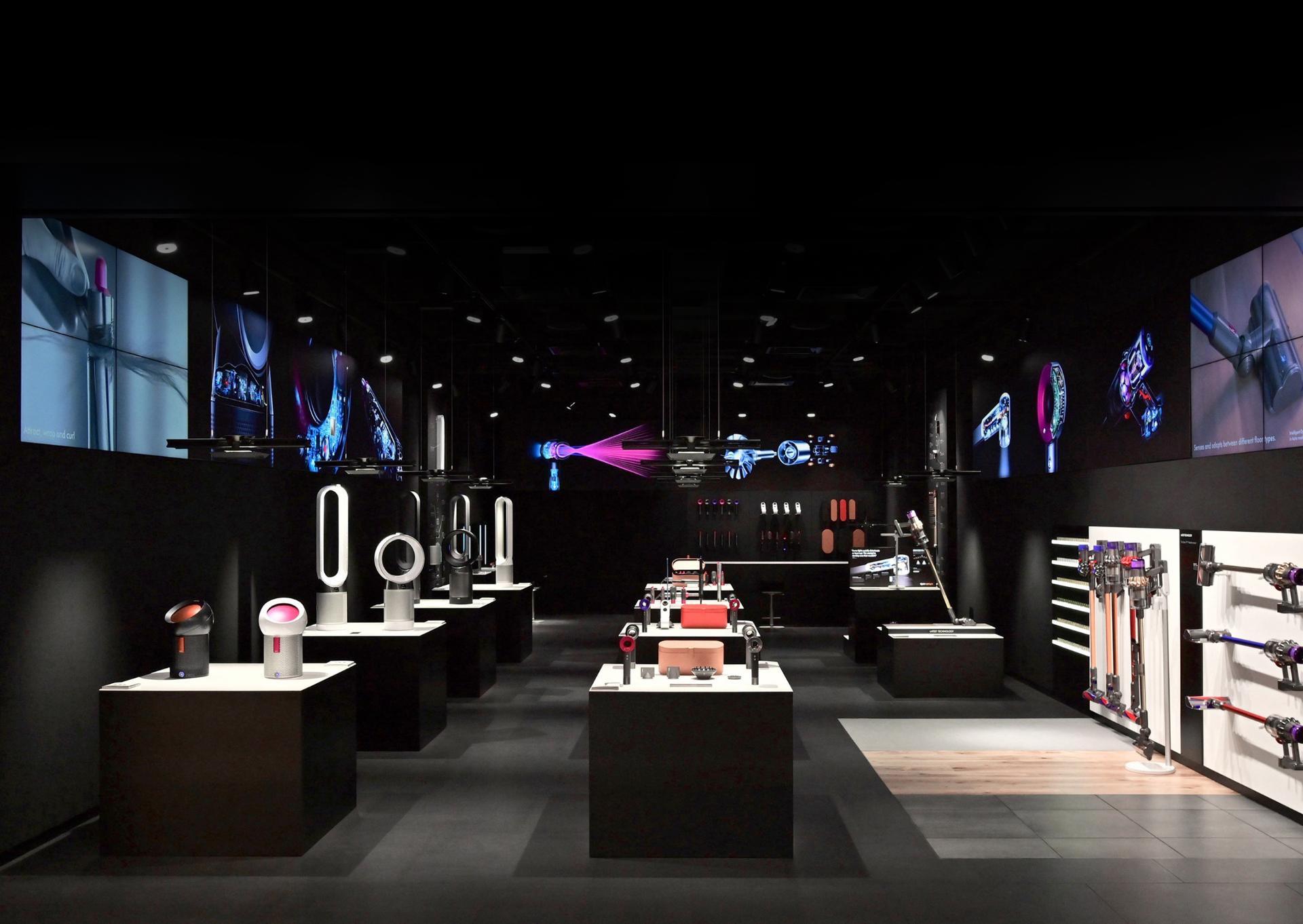Dyson Demo Stores Malaysia