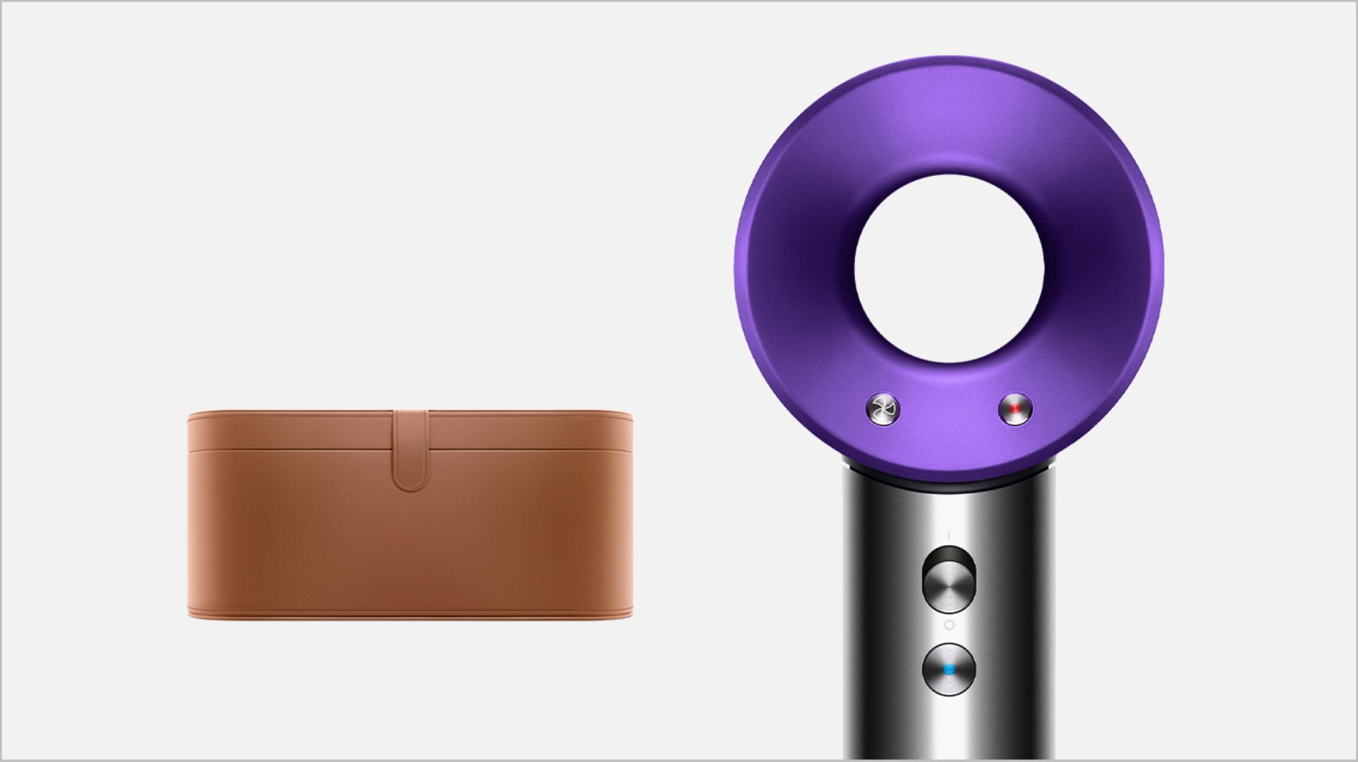 Supersonic Black/Purple