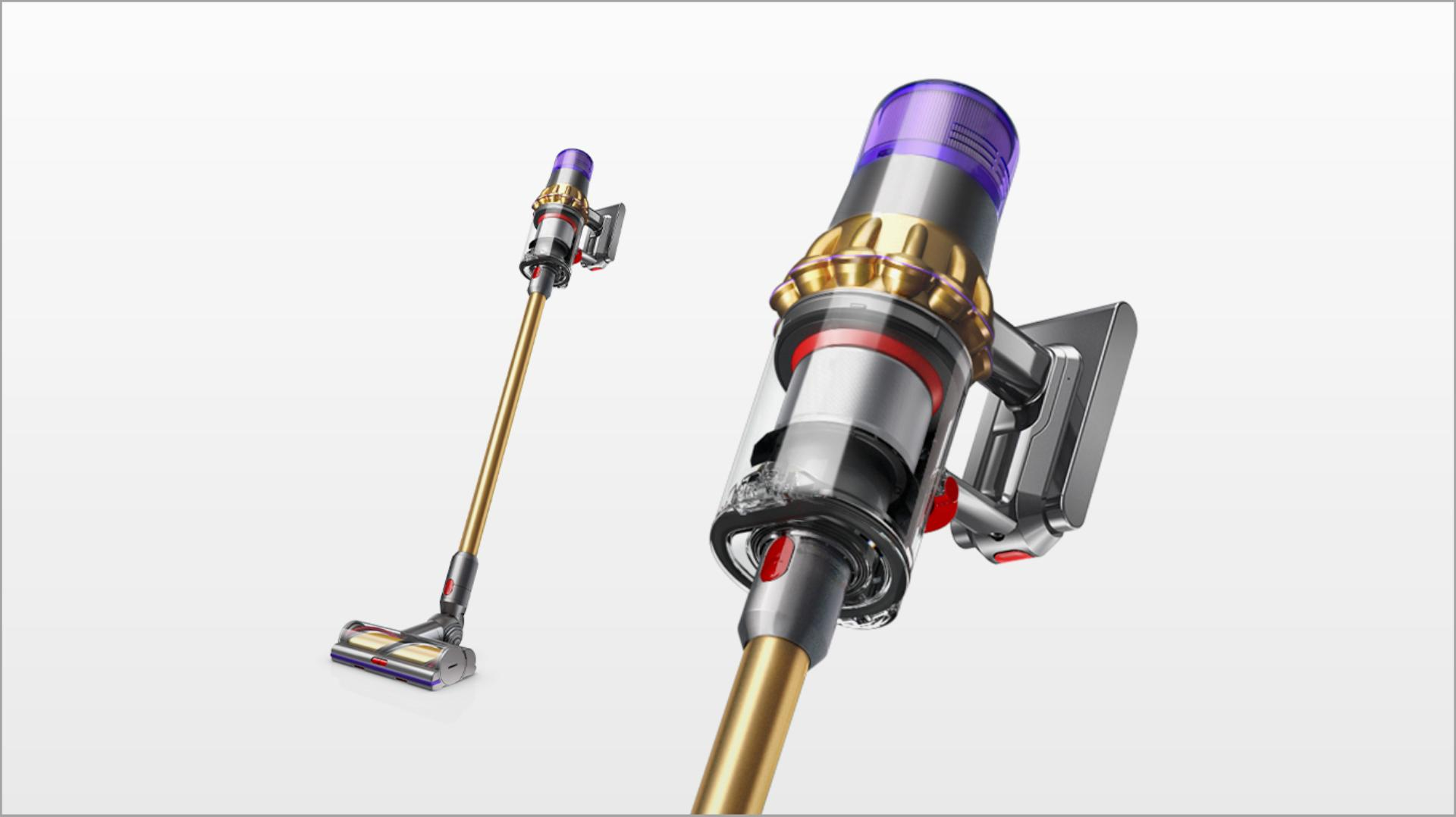Dyson V11 Absolute+ (Iron/Gold)