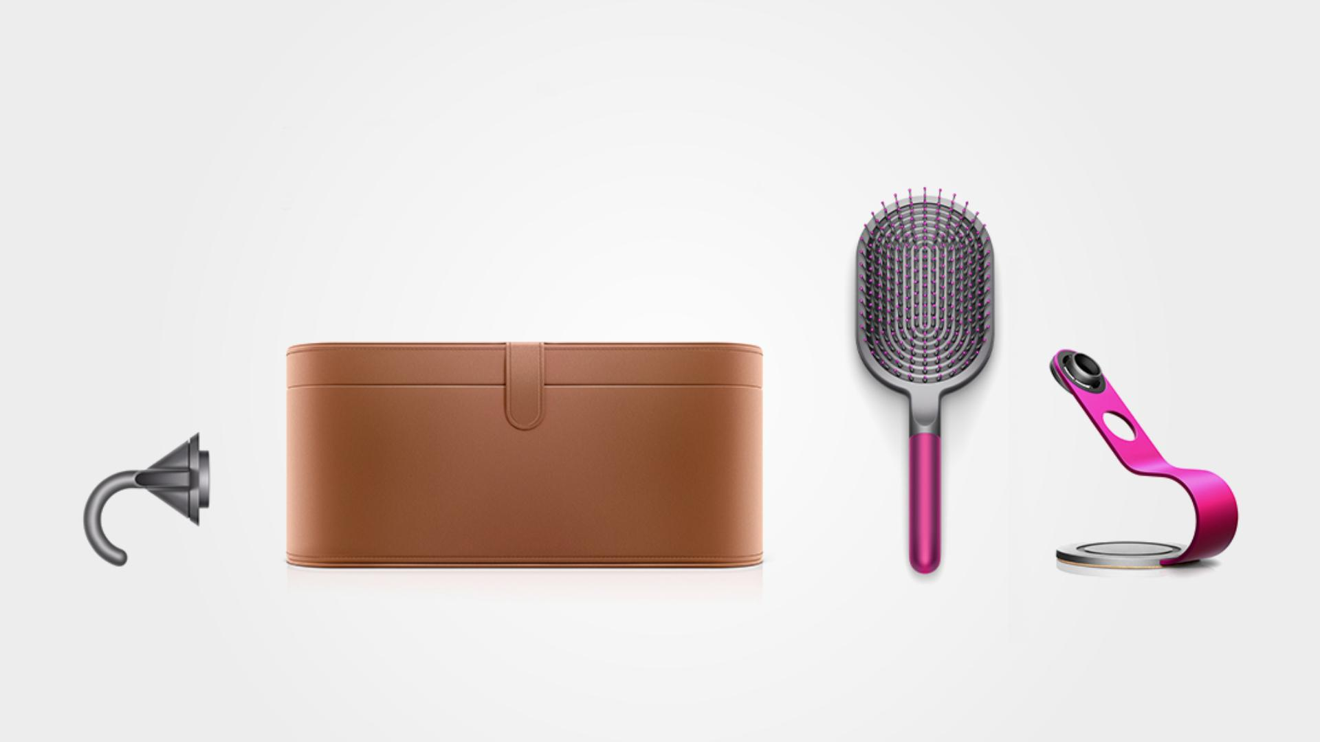 Dyson Supersonic™ hair dryer attachments
