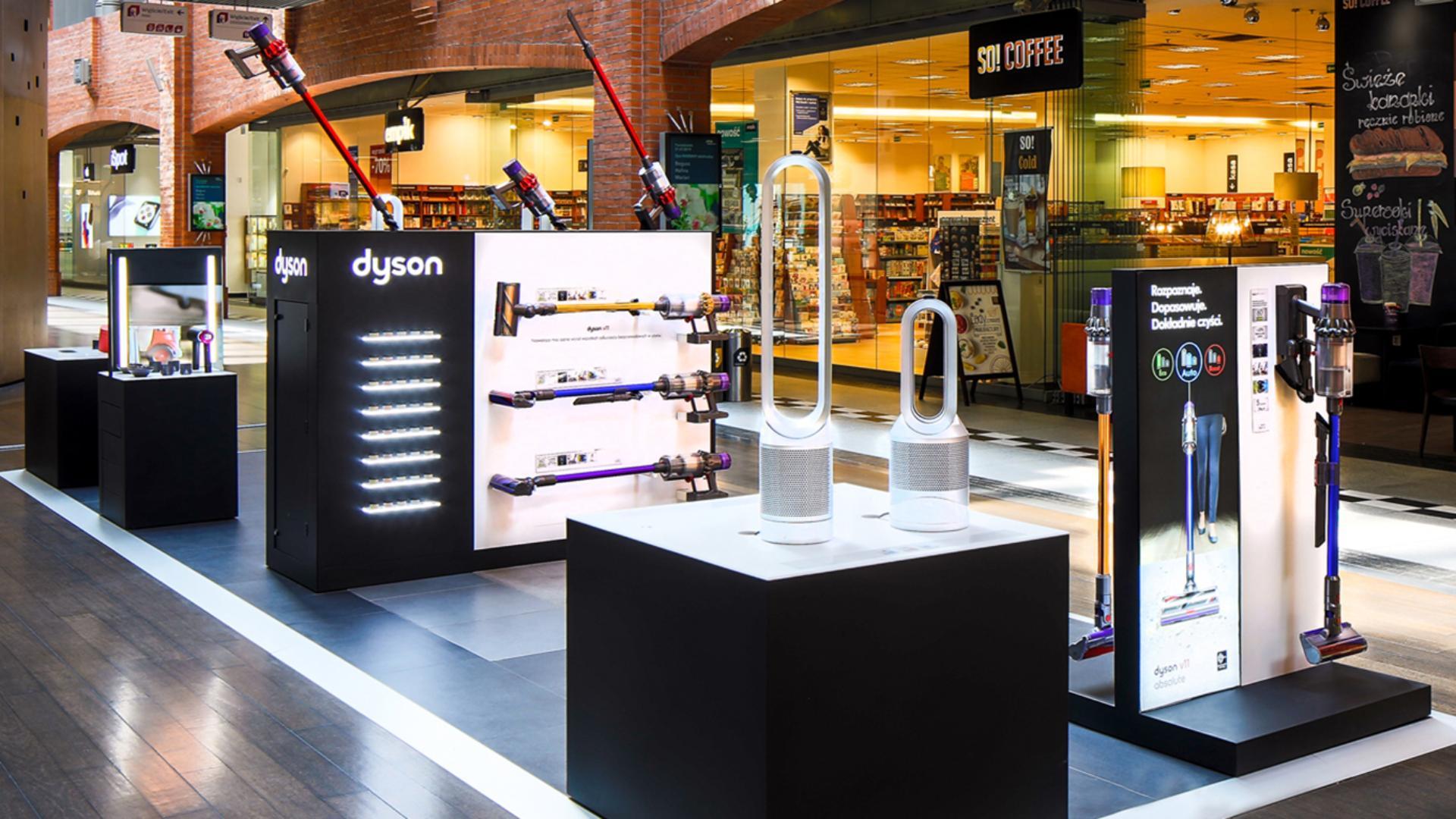 Sklep Dyson w Poznaniu