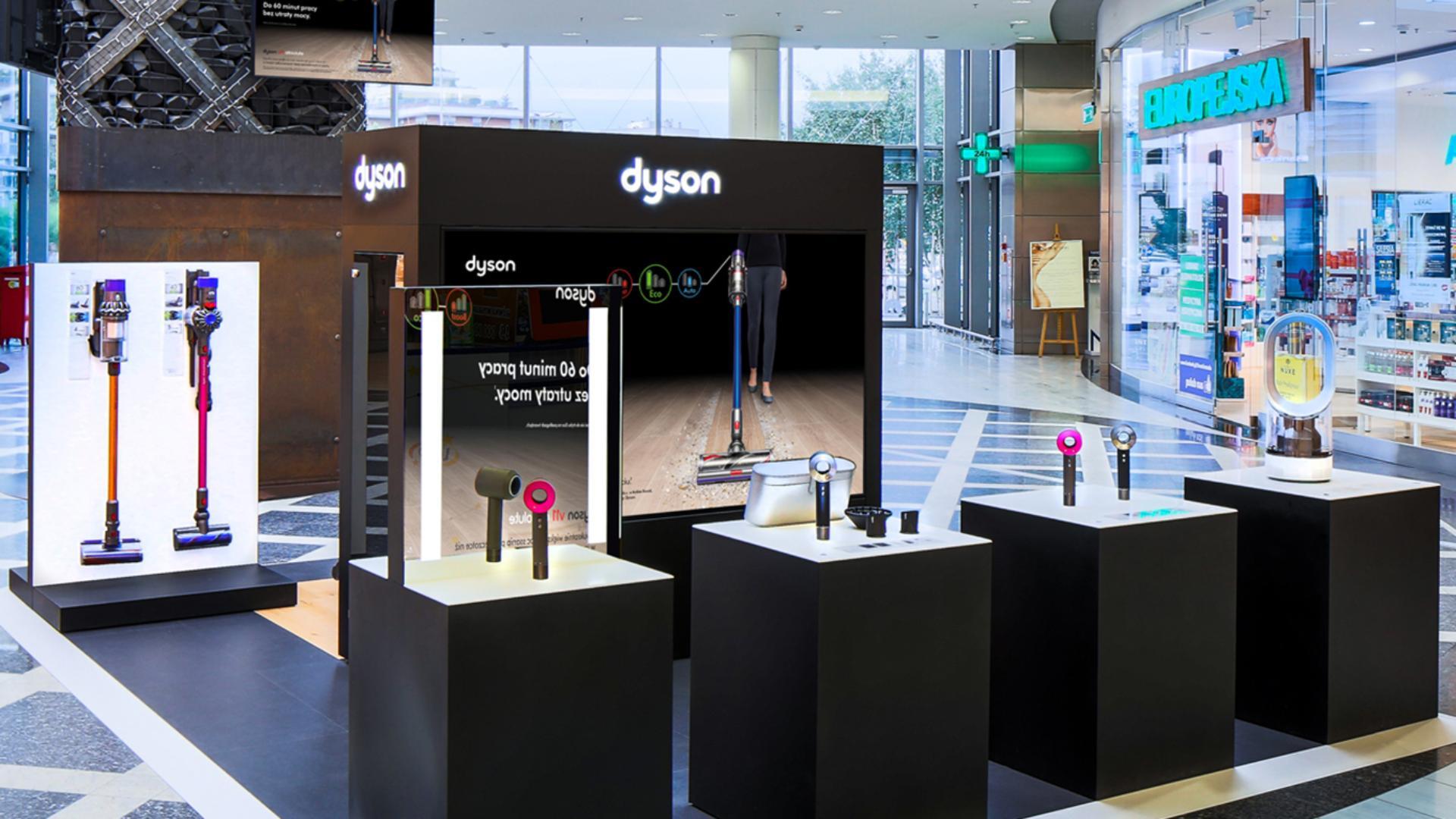 Sklep Dyson w Katowicach