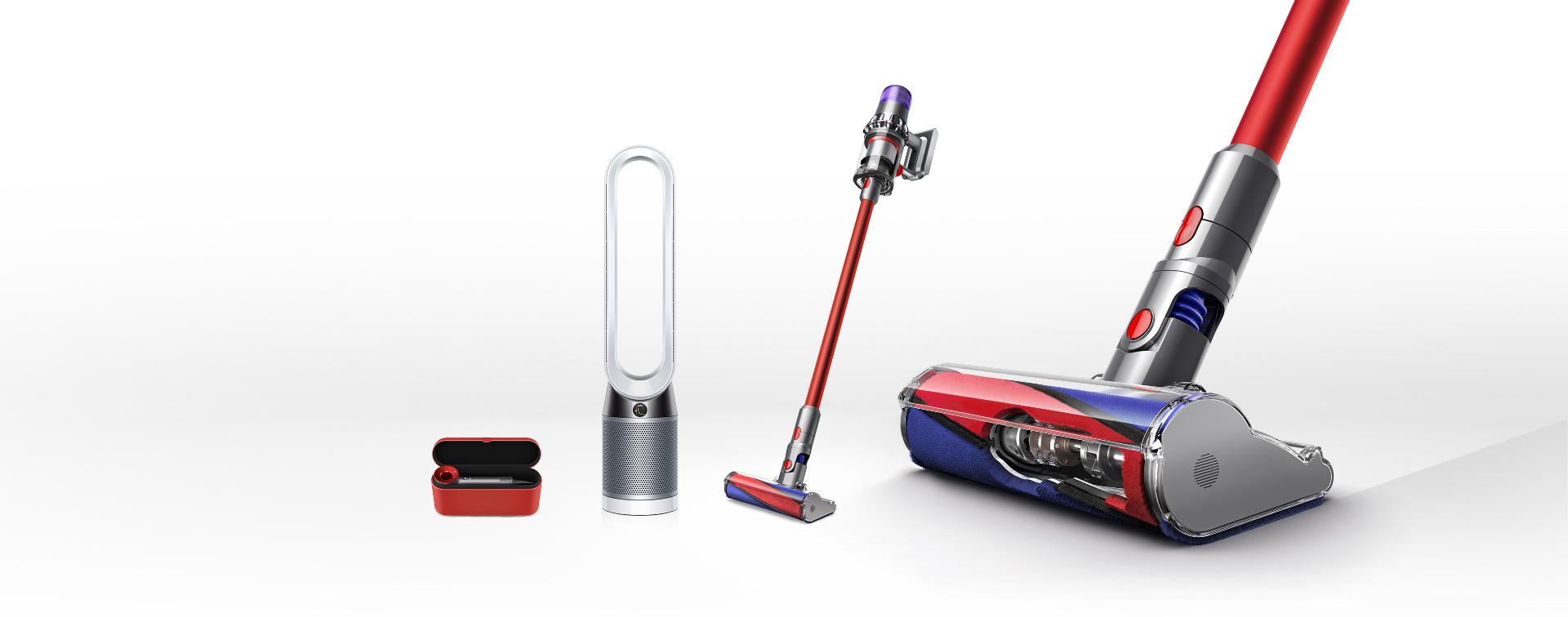 Every reunion is better with Dyson technology.