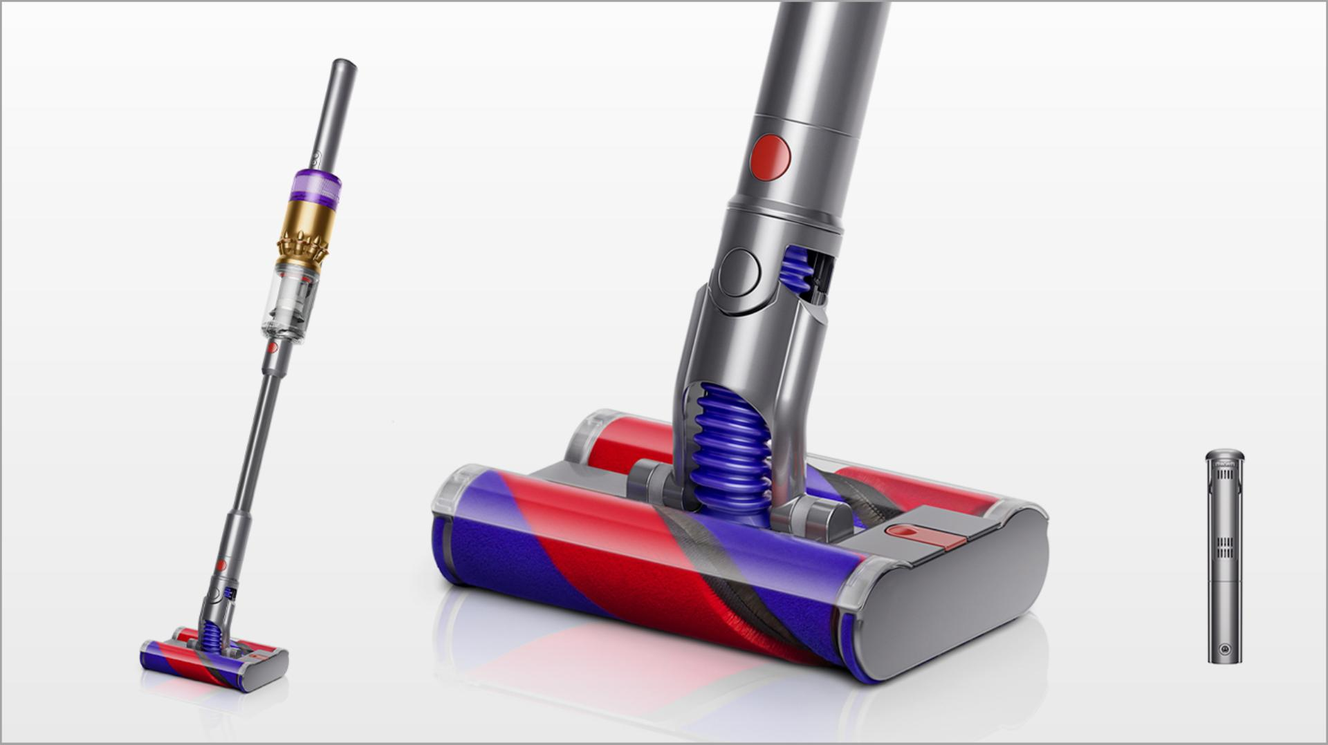 Dyson Omni Glide with battery