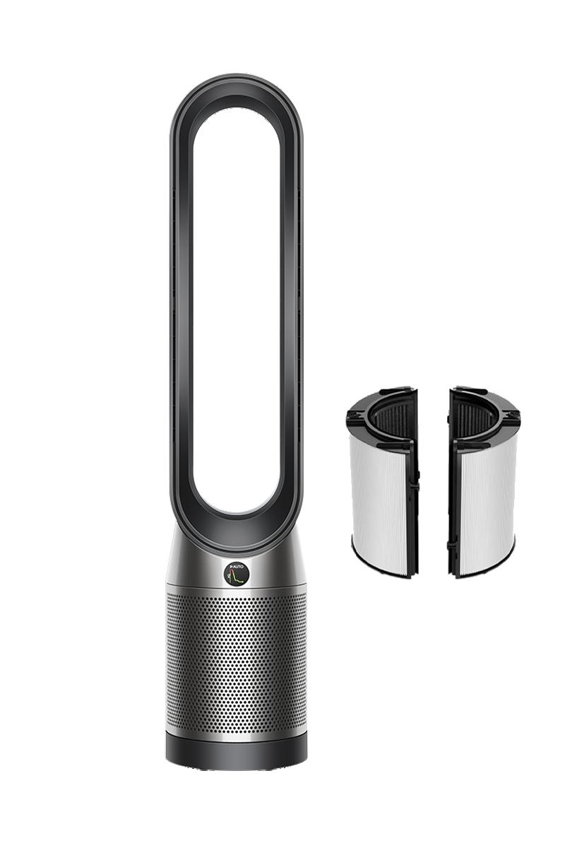 Dyson净化器Cool™空气净化器TP07(黑色/镍)
