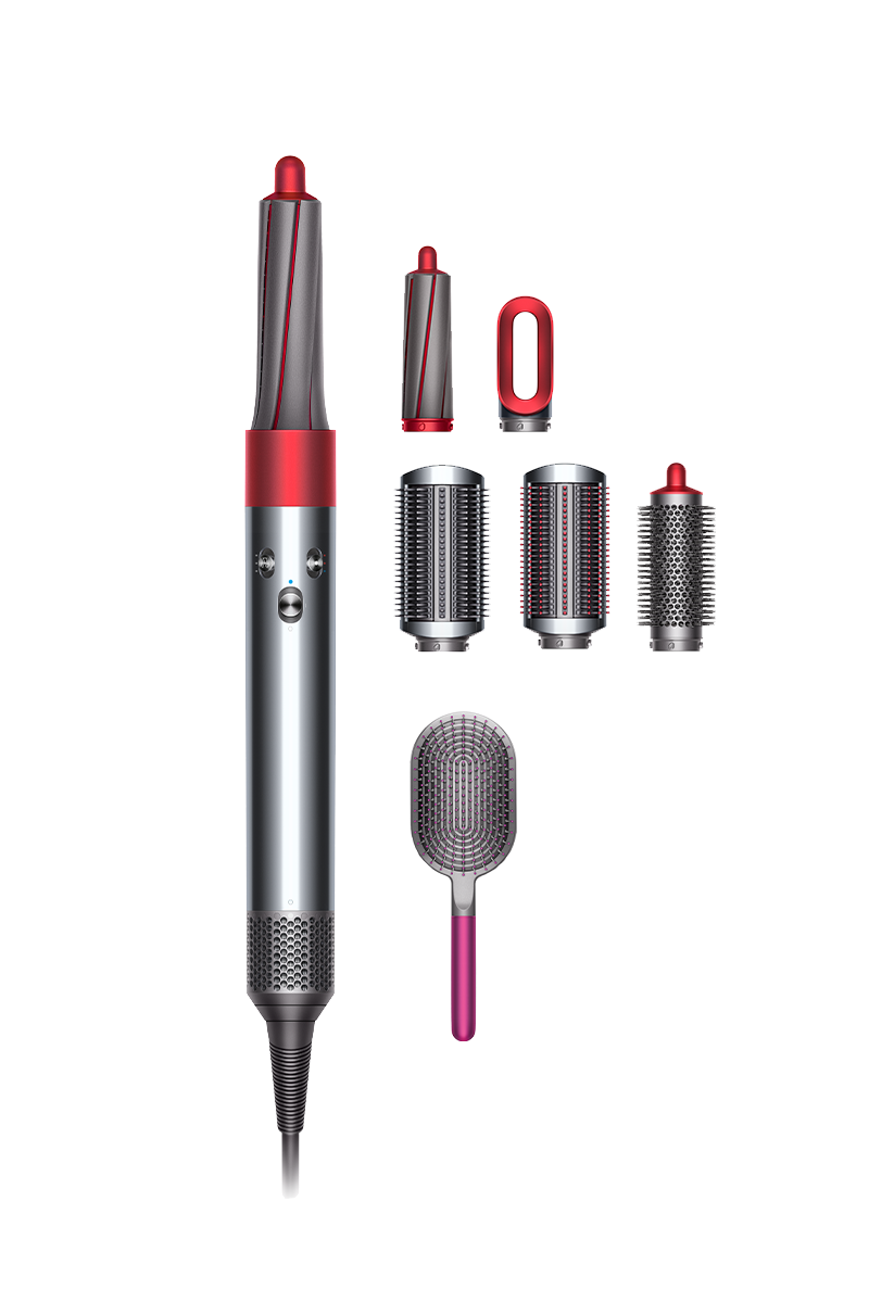 Gift Edition Dyson Airwrap™ styler (Iron/Red)